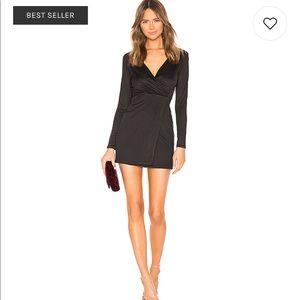By the Way. Revolve Black Dress